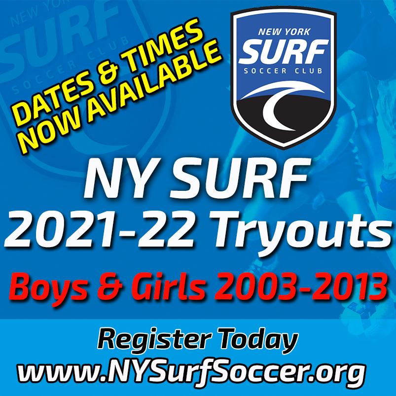 Tryout Registration Ad