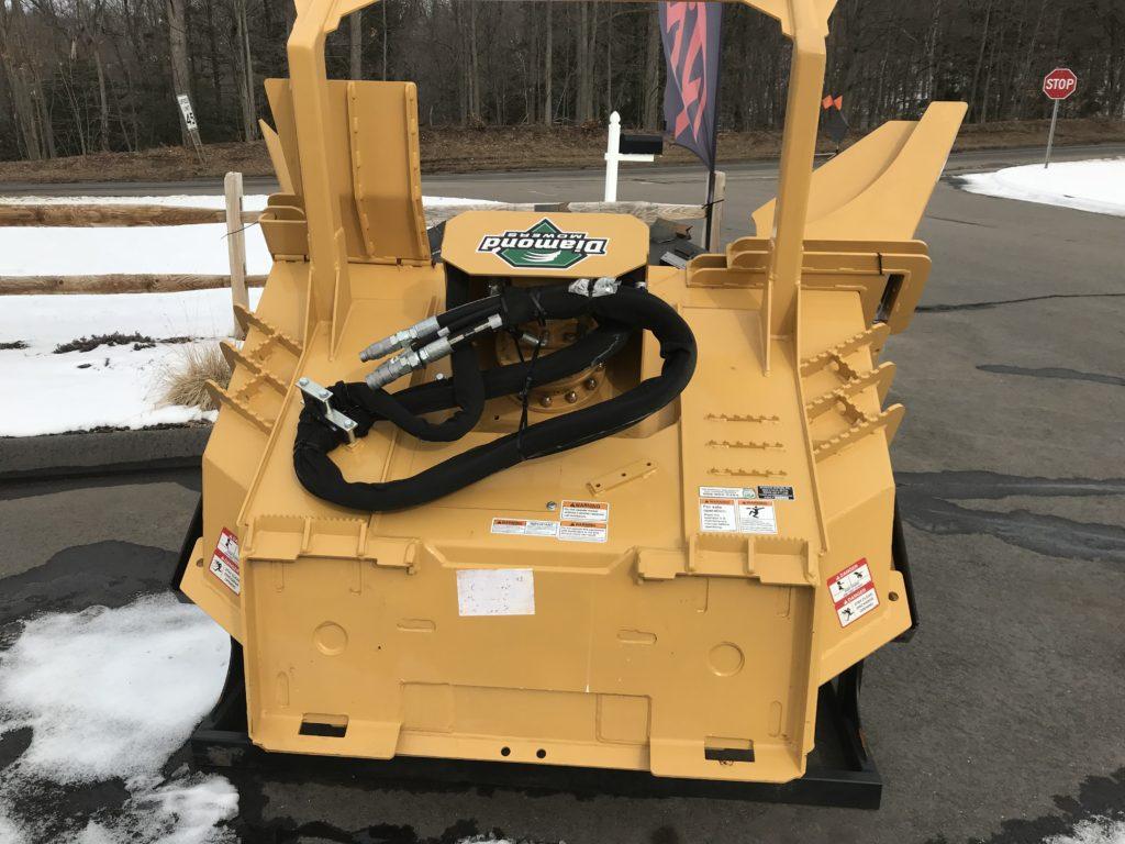 Diamond Mowers 60 Skid Steer