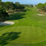 Hole 1 at Beachwood Golf Club