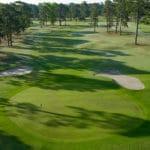 Hole 12 at Beachwood Golf Club
