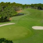 Hole 17 at Beachwood Golf Club