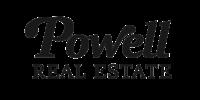 Powell Logo - Black-trans