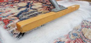 rug cleaning and hand washing