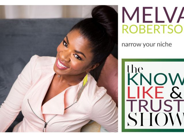 The Know Like and Trust Show podcast explores personal branding through your KLT factor