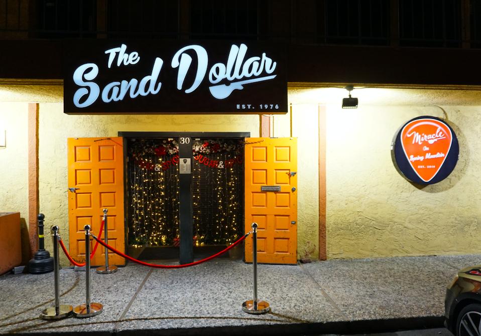 The Sand Dollar Lounge