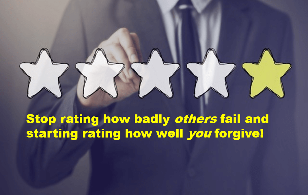 Does Your Company Need to Replace #Fail with #Forgive?