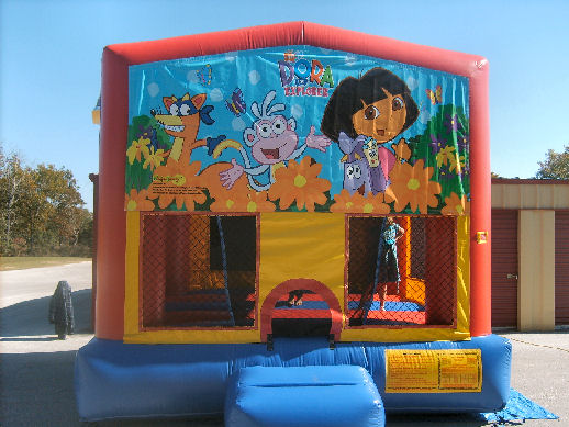 Dora Bounce House