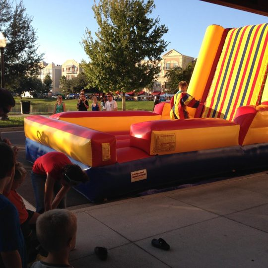 Velcro Wall Game