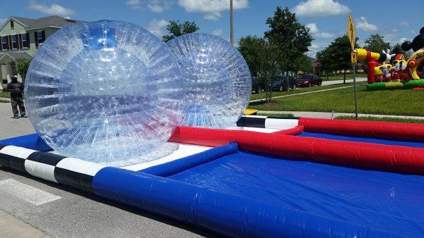 Giant Zorb Balls