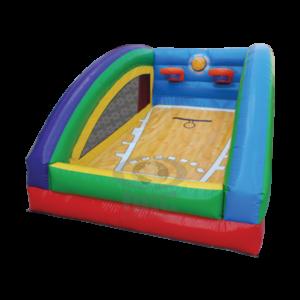 basketball carnival game