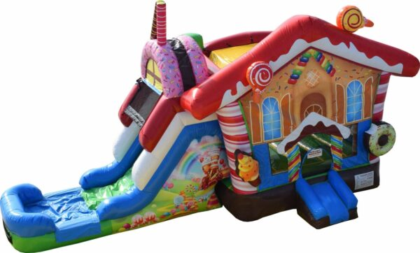 Candy Bounce House Combo