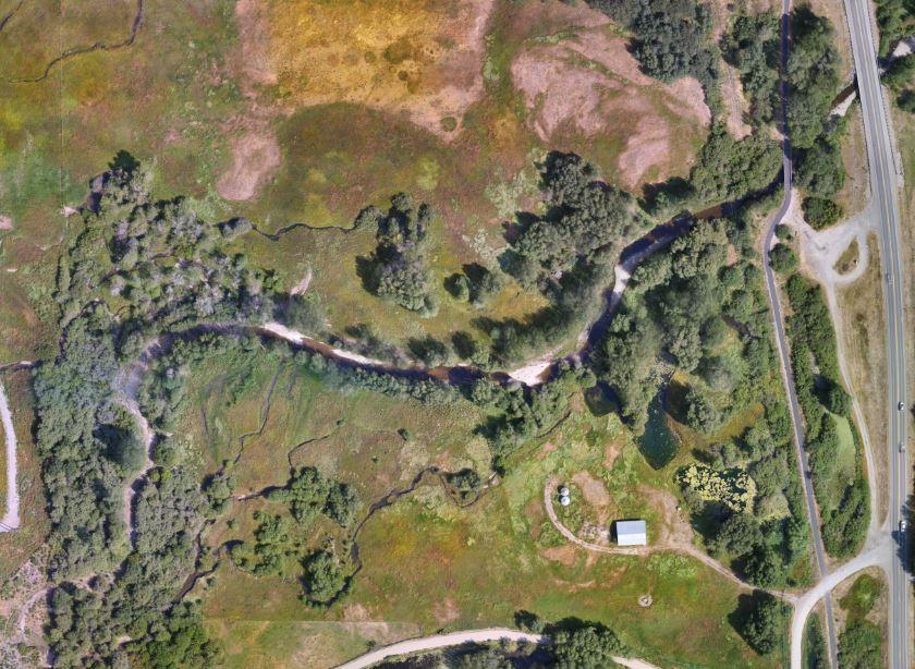 Teton Creek Driggs, ID
