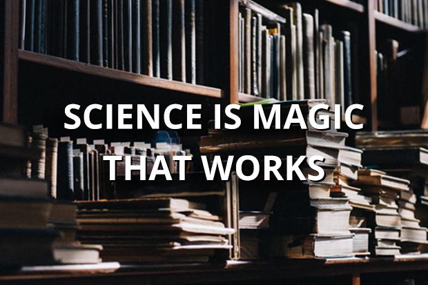 DBT - Science is Magic