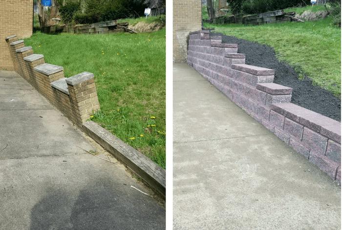 retaining-wall