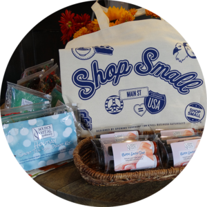 Shop Small Business at Sanctuary Spa