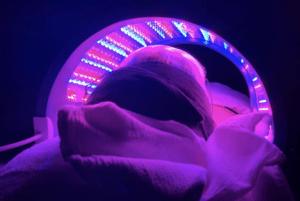 Celluma LED Light Therapy Skincare Routine