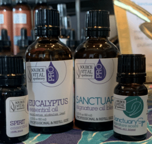 Source Vital Apothecary Essential Oils