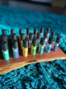 Source Vital Essential Oils are a Signature with every treatment at Sanctuary Spa. Purchase your favorite oil to use anytime you need it.