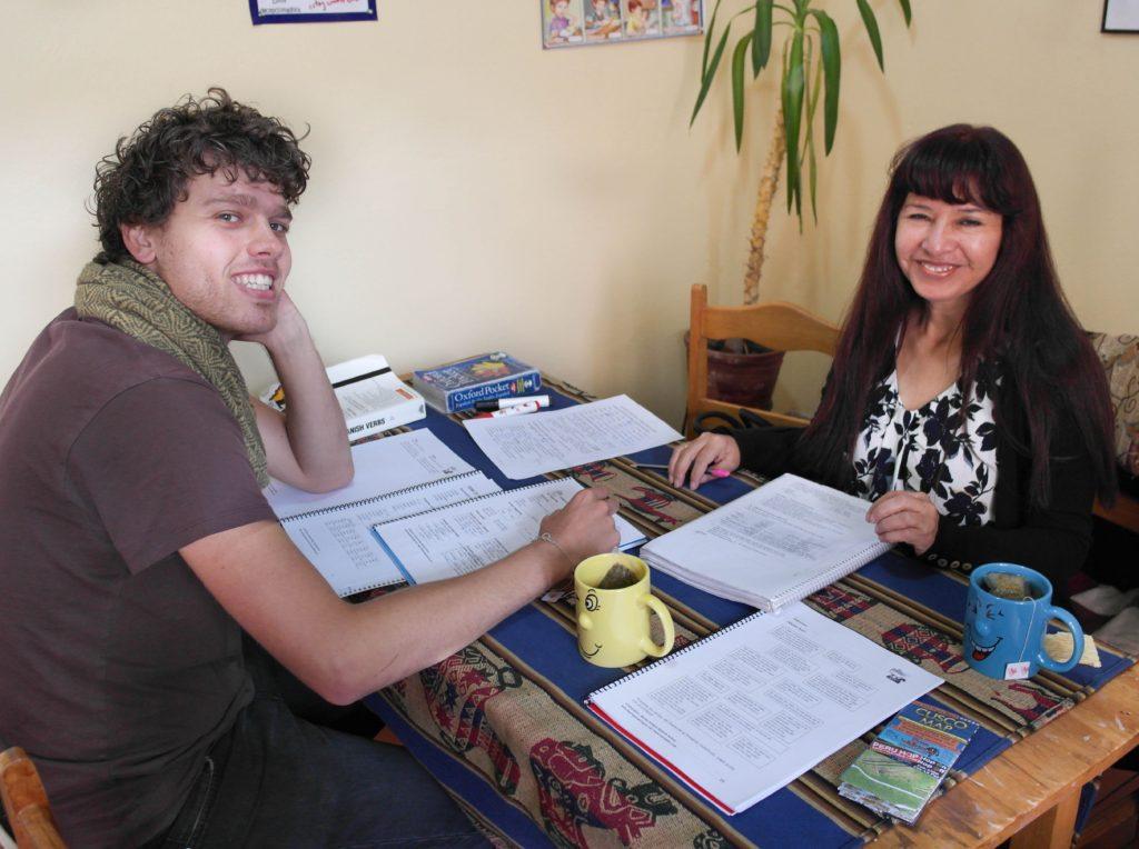 Spanish course Cusco