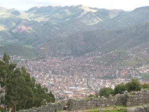 Höhe Cusco