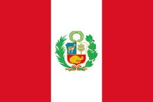 stageplaats in Peru