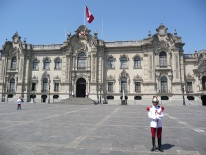 Lima Informationen Peru