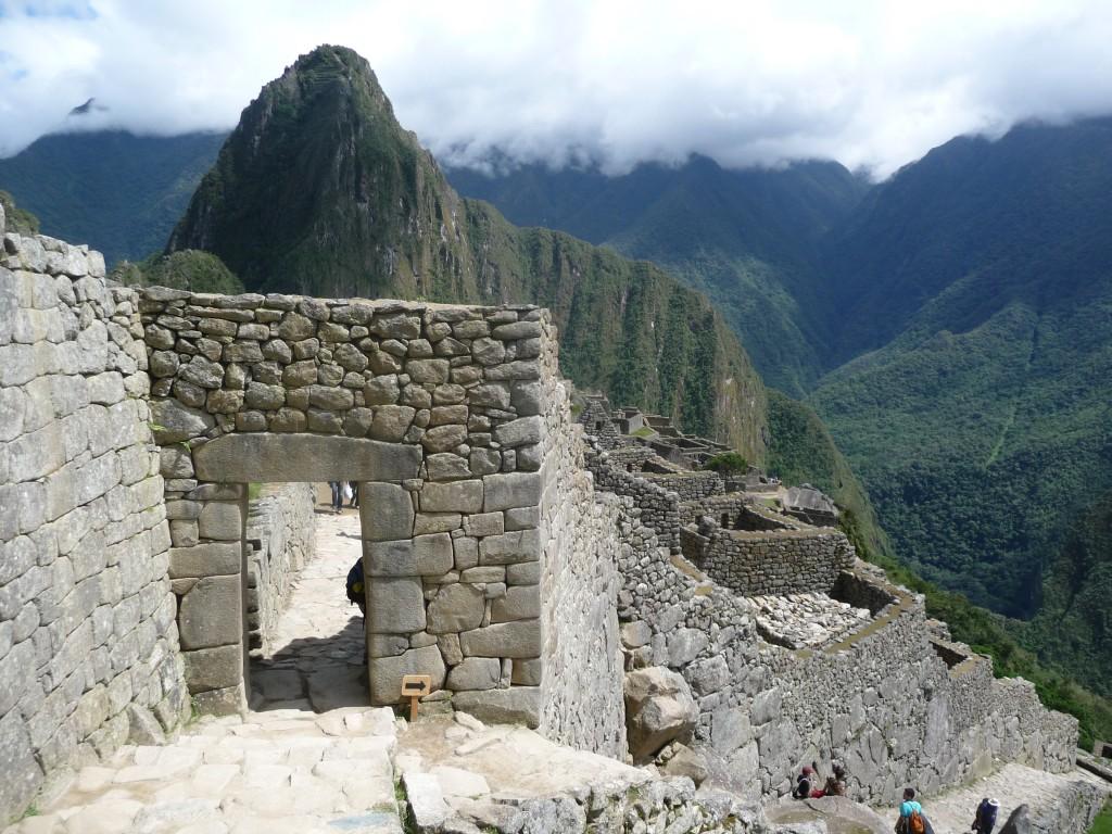 Machu Picchu inca jungle