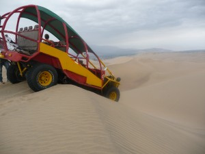 Huacachina秘鲁沙丘