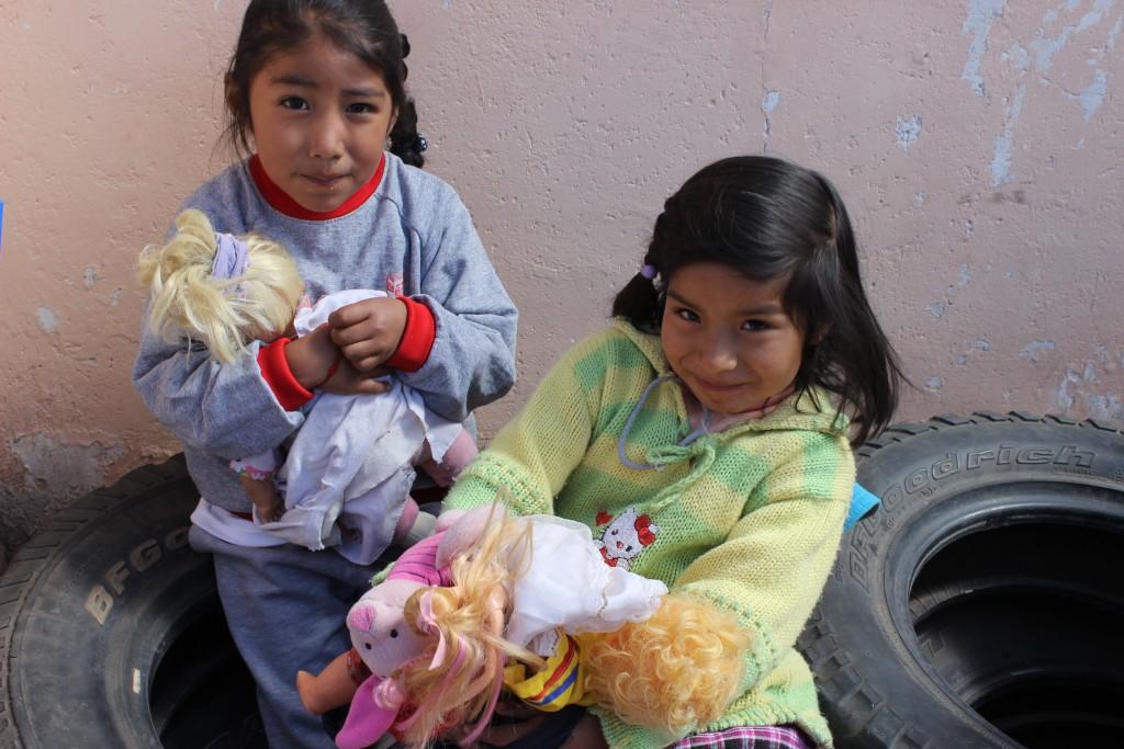 Cusco volunteer work