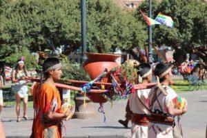 太阳祭 (Inti Raymi)