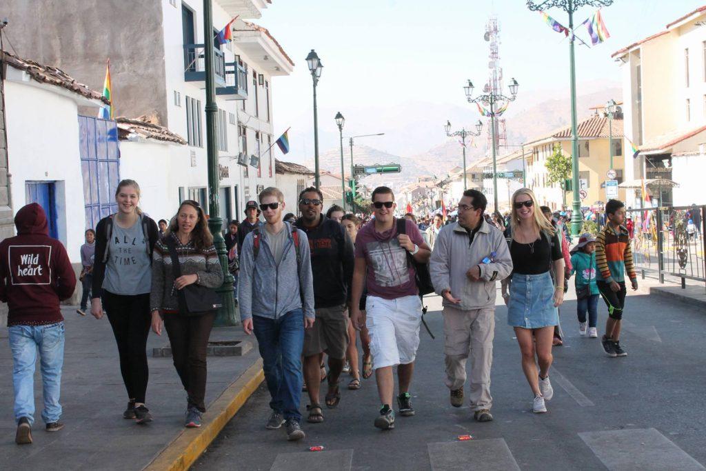 internship in Cusco