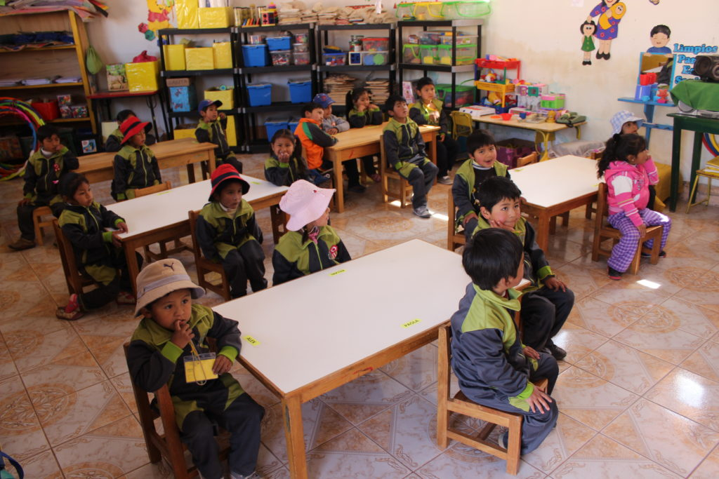 volunteer work Peru