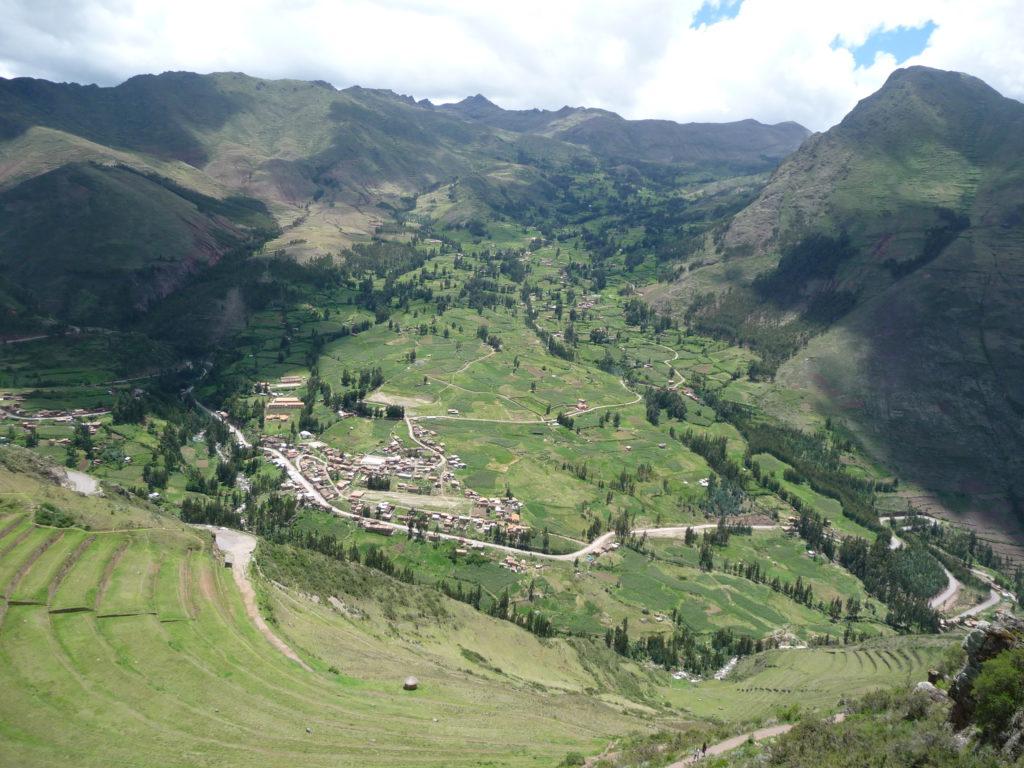 sacred valley tour