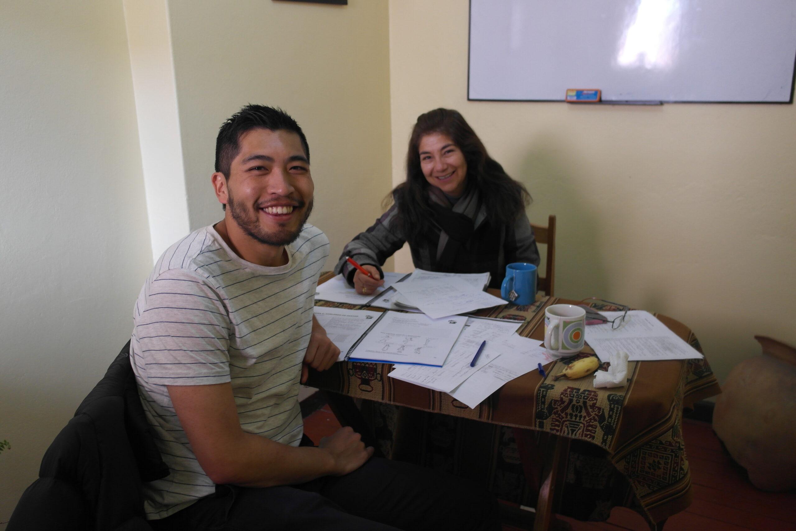 Private classes & homestay