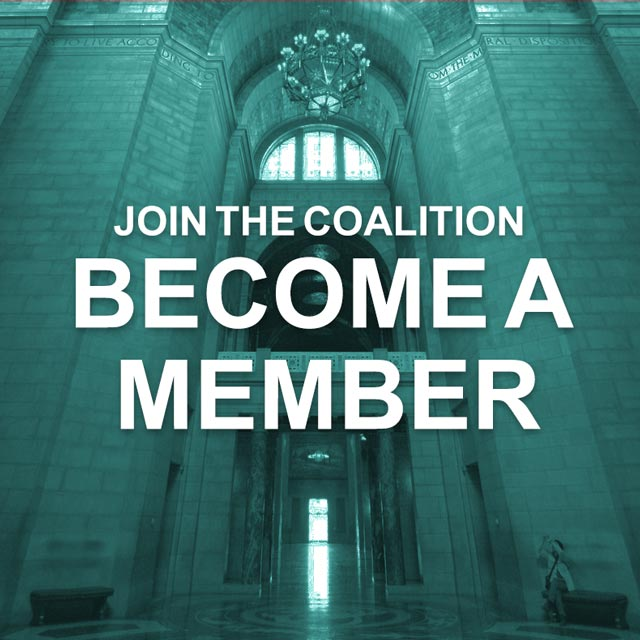 Join the Coalition - Become a Member Today