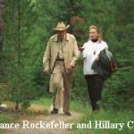 Rockefeller_and_Clinton_-_Teton_Ranch