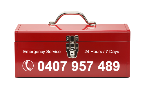 Macarthur Plumbing phone number - emergency 24/7 service.