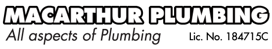 Macarthur Plumbing