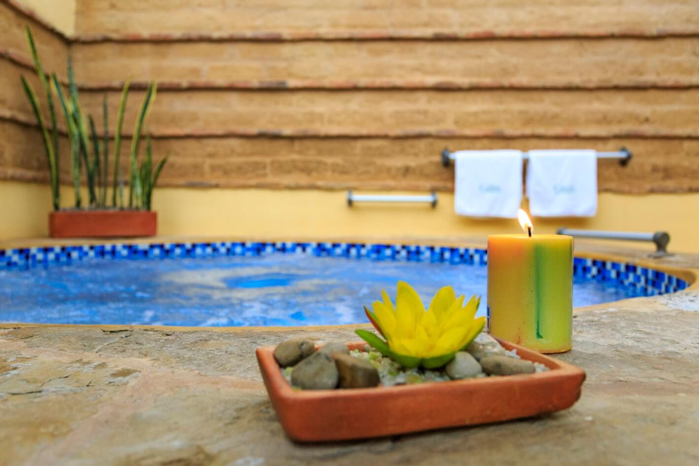 Villa Inglés Immersion Course hotel spa