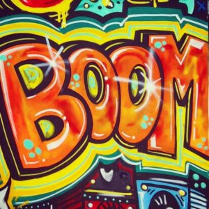 boom Graffiti - Adam Sinai