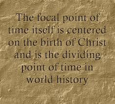Image result for jesus focal point of history