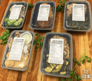 Meal delivery routing software