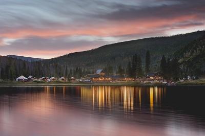 Piney River Ranch_Exterior_Twilight