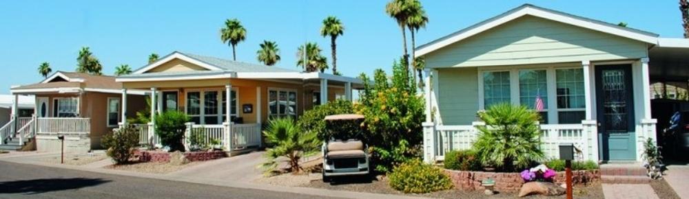 Arizona Mobile Home Community-SM