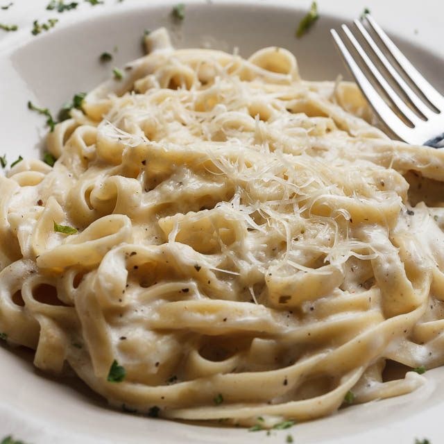 Louisiana Pizza Kitchen's Alfredo