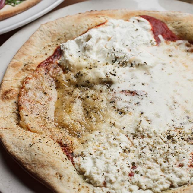 Louisiana Pizza Kitchen's Quattro Formaggi Pizza