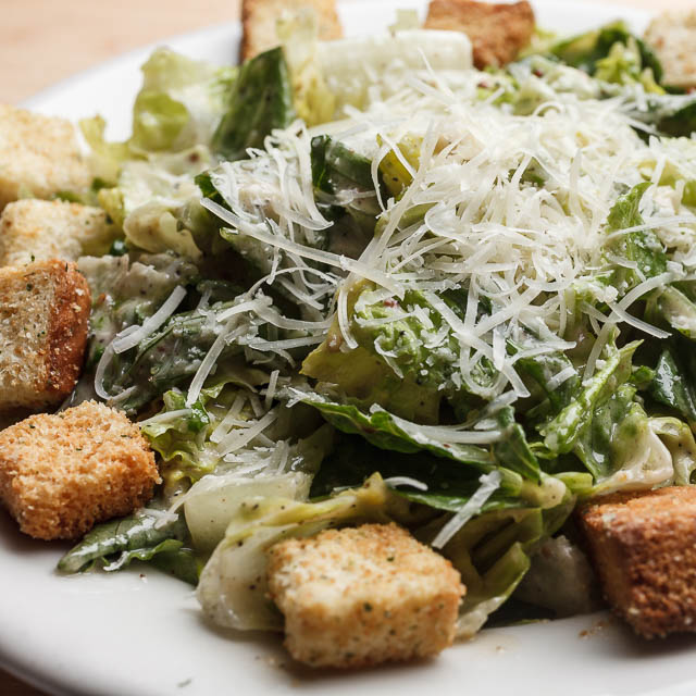 Louisiana Pizza Kitchen's Caesar Salad