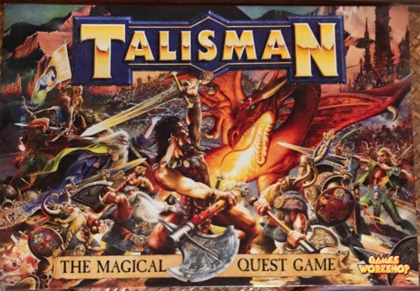talisman 3rd ed
