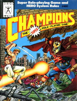 CHAMPIONS - Hero Games ICE