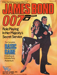 JAMES BOND 007 In Her Majesty's Secret Service